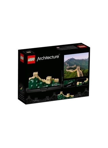 Lego Lego Architecture Great Wall Renkli